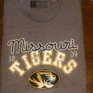 Missouri Tigers T-shirts